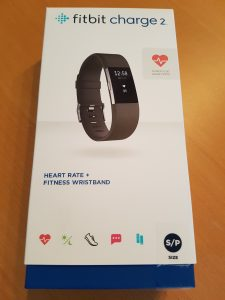 Fitbit Charge 2 - Verpackung