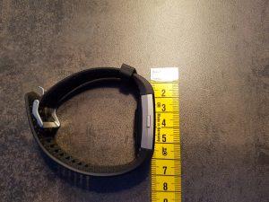 Größe Fitbit Charge 2