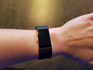 Fitbit Charge 2 mit Sportarmband