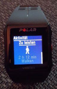 Zu leisten - Walken