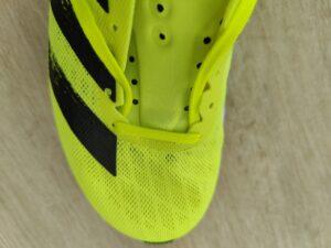 Schritt 1: Schuhe schnüren